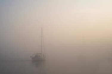 In i dimman
