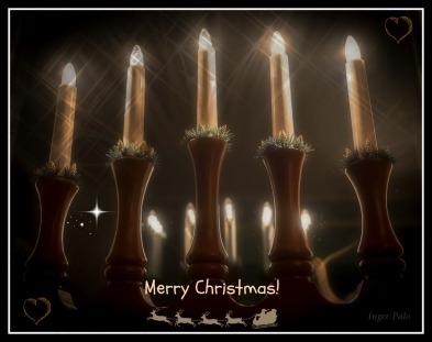 God Jul Hemmavid